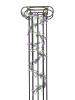EUROPALMSBlütengirlande, künstlich, pink, 180cm