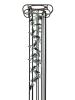EUROPALMSBlütengirlande, künstlich, violett, 180cm
