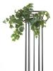EUROPALMSEfeuranke, geprägt, künstlich, grün, 45cm