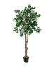 EUROPALMSBougainvillea, artificial plant, white, 180cm