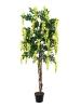 EUROPALMSGoldregenbaum, Kunstpflanze, gelb, 180cm