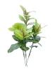 EUROPALMSGummibaum, Kunstpflanze, 100cm