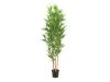 EUROPALMSBambus deluxe, Kunstpflanze, 150cm
