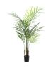 EUROPALMSGroßblatt-Areca, Kunstpflanze, 125cm