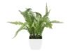 EUROPALMSEUROPALMS Boston fern in pot, artificial plant, 28 cm