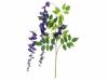 EUROPALMSWisteria branch, artificial, purple