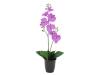 EUROPALMSOrchid, artificial plant, purple, 57cm