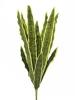 EUROPALMSSansevieria (EVA), künstlich, grün-gelb, 50cm