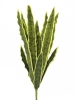 EUROPALMSSansevieria (EVA), künstlich, grün-gelb, 60cm