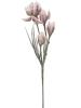 EUROPALMSMagnolia Branch (EVA), artificial, Pink