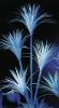 EUROPALMSYucca palm, artificial, uv-white, 180cm
