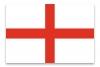 EUROPALMSFlagge, England, 600x360cm