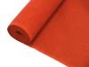 EUROPALMSDekostoff, Rupfen, rot, 130cm