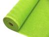 EUROPALMSDekostoff, Rupfen, apfelgrün, 130cm