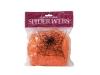 EUROPALMSHalloween spider web orange 100g