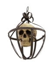 EUROPALMSEUROPALMS Skull lantern 39cm