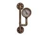 EUROPALMSHalloween Watermeter, rusty