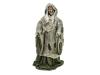 EUROPALMSHalloween Witch, green, 145x70x66cm