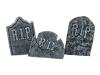 EUROPALMSHalloween Tombstone Set
