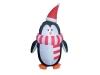 EUROPALMSAufblasbare Figur Pinguin Fred , 120cm