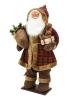 EUROPALMSBushy beard Santa, inflatable with integrated pump, 160cm