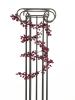 EUROPALMSBerry garland mixed, artificial, 180cm, red
