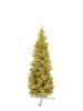 EUROPALMSFir tree FUTURA, gold metallic, 180cm