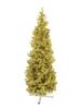 EUROPALMSFir tree FUTURA, gold metallic, 210cm