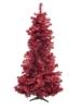 EUROPALMSFir tree FUTURA, red metallic, 210cm