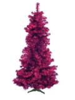 EUROPALMSFir tree FUTURA, violet metallic, 210cm