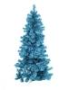 EUROPALMSFir tree FUTURA, turquoise metallic,210cm
