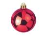 EUROPALMSDeco Ball 7cm, red 6x
