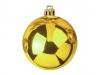EUROPALMSDeco Ball 10cm, gold 4x