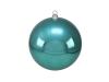 EUROPALMSDeco Ball 30cm, turquoise