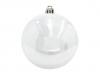EUROPALMSDeco Ball 30cm, white