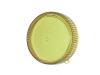 EUROLITEColor-cap for Techno Strobe 550 yellow