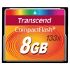 TranscendCompact Flash memory card 8 GB