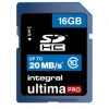 IntegralSDHC memory card 16 GB