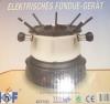 FIFElektrisches Fondue Gerät 1200 Watt XI/17/03