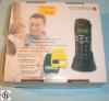 OlympiaMobilteil-Set Schnurloses DECT Telefon schiefergrau 5000