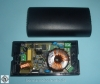 Relco5501 PSC RL 7327, Nero, schwarz Elektronischer Dimmertrafo für Taster