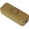 VLMWipp Zwischenschalter 2A gold 1polig + N + PE, VDE Aus