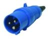 ABL SursumCEE Stecker 3x16 1P+N+PE, VDE 230V blau