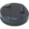 RelcoSchnurzw.dimmer RONDO schwarz RS5600