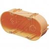 EGB Hohlwand-Doppelschalterdose 280 141235->Preis für 5 STK! EUR 1.490 je STK