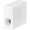 WeritPorzellanklemme 1-polig (VE10)->Preis für 10 STK!EUR 0.40 je STK