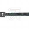 PlicaKabelbinder schwarz 4,5 x 360 UV-Stabilisiert 707537045->Preis für 100 STK!EUR 0.07 je STK