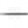 EGBBlindplatte 19 1 HE grau 691265