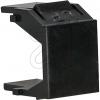 EGBBlindeinsätze schwarz->Preis für 20 STK!EUR 0.13 je STK