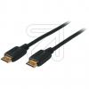 EGB Kabel HDMI-Stecker/HDMI-Stecker 2 m Typ A - ATC HE 298280L
